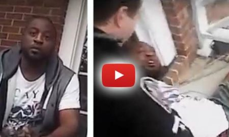 Video: Police Viciously Attack Black Man Sitting On His Own Porch Accusing Him Of Not Living In His Own Home