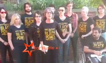 [Video]White Woman With Black Power Group Says Blacks Need Reparations & White People Need To Return Africa's Wealth & Resources
