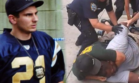NYPD Cop In Eric Garner Death Daniel Pantaleo To Be Charged With Civil Rights Violations