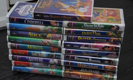 Are You Sitting On Old Disney VHS Tapes? Hold On, They Might Be Worth Over $1000