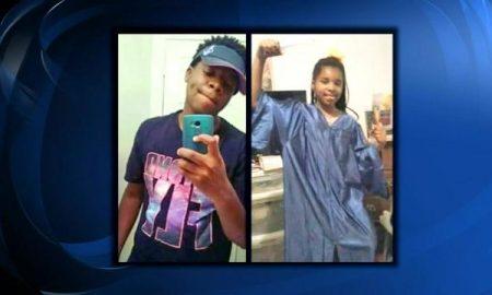 murdered teens