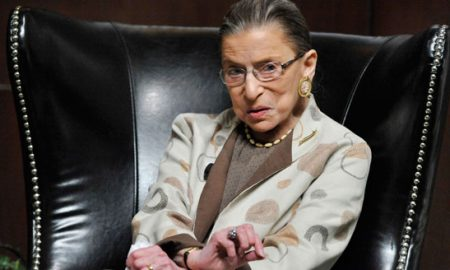 Supreme Court Justice Ginsburg Allegedly Says Poor People Should Not Have Children, They Should Have Abortions