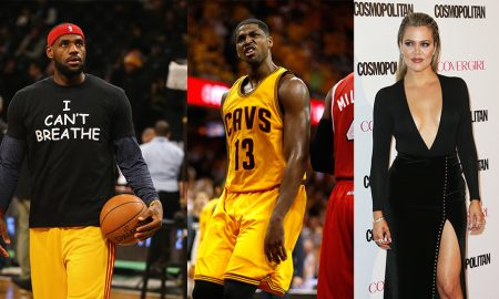 LeBron James Allegedly Told Tristan Thompson To Keep hloe Kardashian Away From The Cavs Team