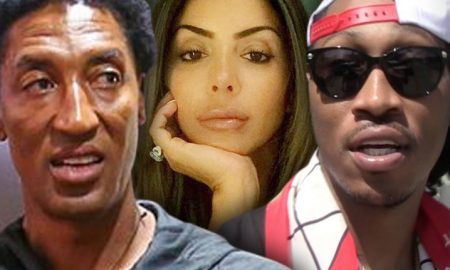 There Is No Future In Your Fronting; Rumor Has It Scottie Pippen's Wife Larsa Was Busted With Rapper Future