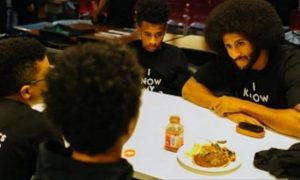 Colin Kaepernick Has Allegedly Created A Black Panther Inspired Youth Camp
