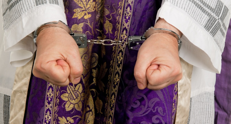 Catholic Archbishop Arrested After Computer Containing Over 100K Images Of Child Porn