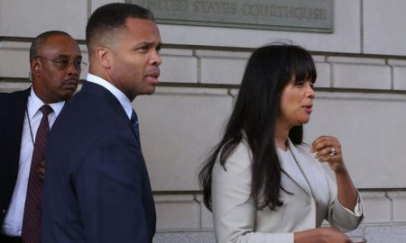 Jesse Jackson Jr. Allegedly Files For Divorce From Wife Sandy Jackson