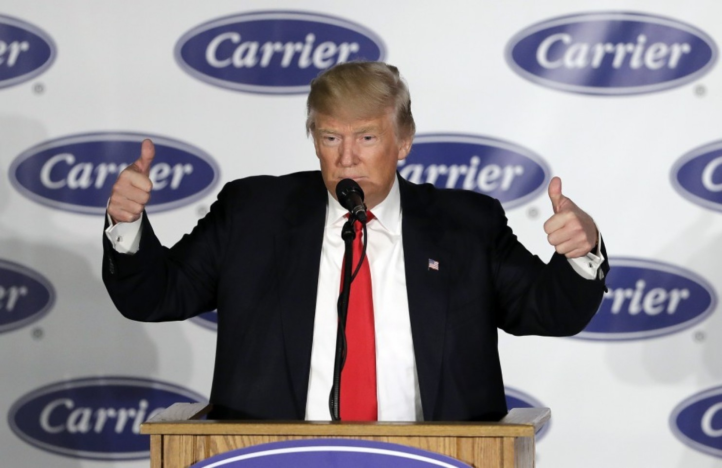 "Carrier Union Leader On Donald Trumps Big Deal, ""He Lied His A$$ Off"