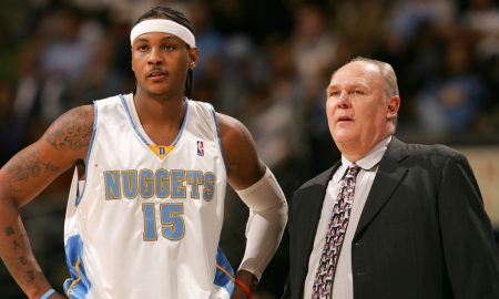 Carmelo and George