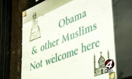 """Store Owner In New Mexico Bans Barrack Obama & Other Muslims He Even Posted """"Kill Obama"""""""