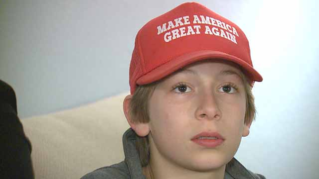 """A 6th Grader Was Not Only Beaten But Suspended For Wearing A """"Make America Great Again"""" Hat To School"""