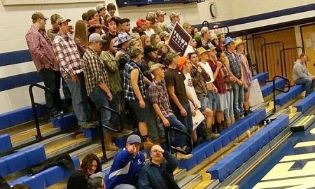 """Black Students At Basketball Game Are Harrassed By 60 White Students Chanting """"Build That Wall, Get Them Out Of Here"""""""