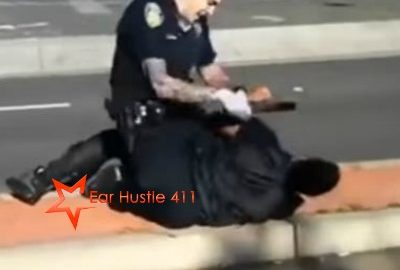 Police In California Beat The Crap Out Of Man Who Appears To Be Mentally Challenged After The Man Sits Down To Comply [VIDEO]