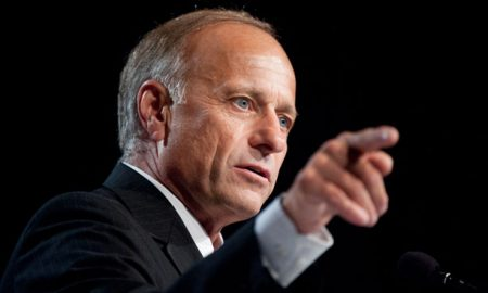 "Congressman Steve King Tweeted, ""We Can't Restore Our Civilization With Somebody Elese's Babies"