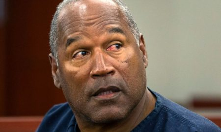 O.J Simpson May Be Paroled As Soon As October 2017 For Good Behaviour