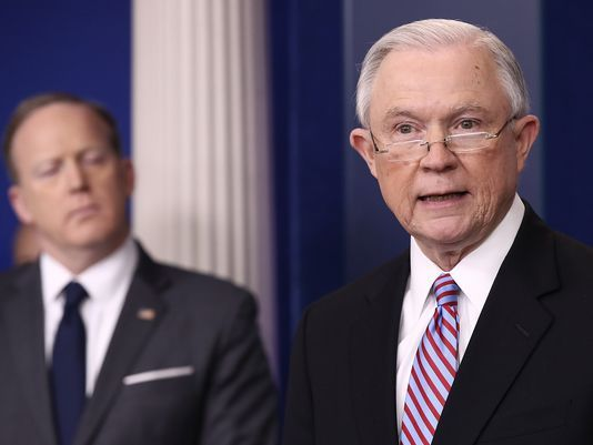 Attorney General Jeff Sessions Gives Cops Permission To Continue To Racially Target Blacks