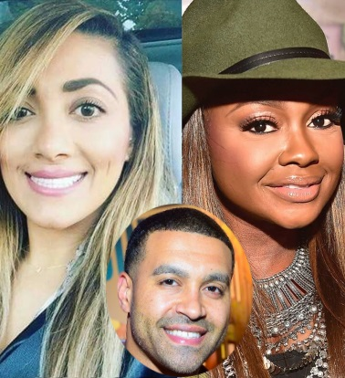 Rumor Has It That Phaedra Parks Got The Boot From RHOA, Her Contract Was Allegedly Not Renewed, Will Apollo's Fiance Replace Her?