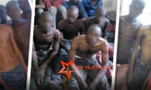 UN Is Reporting Lybians Are Kidnapping West African Migrants & Selling Them As Slaves For $200 Per Person