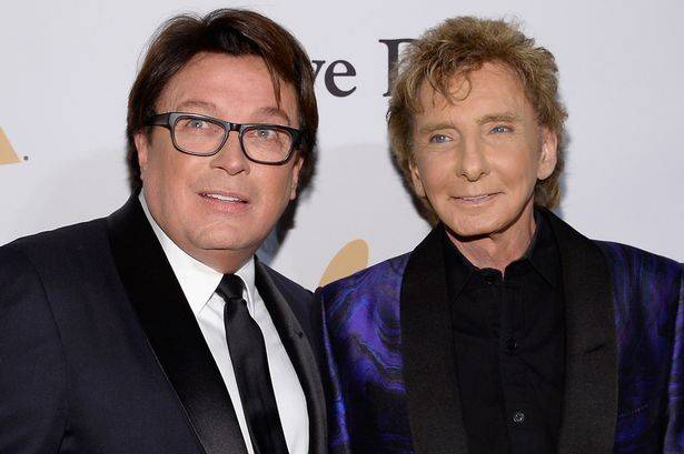 barry manilow and husband