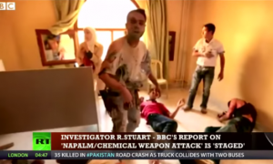 BBC & CNN News Allegedly Caught Staging Fake News & Chemical Attaks In Syria [Video]