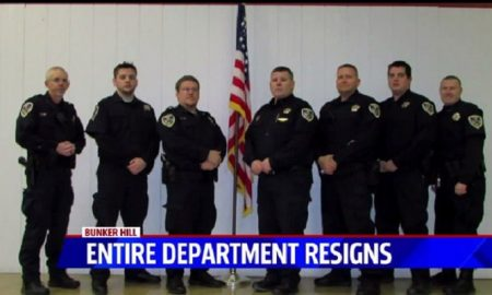 Entire Police Force In Miami County Indiana Walks Off Force & Resigns After Being Told To Do Illegal, Unethical & Immoral Activities