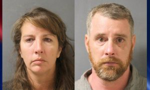 Dozens Of Protesters Chased After Texas Deputy & Husband After They Were Indicted