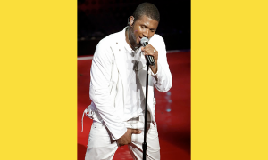 """STD Confessions? Woman Alleged R&B Singer Usher """"Let It Burn"""" & Paid Her 1.1 Million Dollars For Giving Her Herpes"""