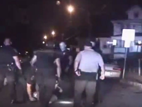 Police Chief Suspended After Video Surfaced Showing Officers Herding Black Teens Out Of Town Like Cattle Which They Live in