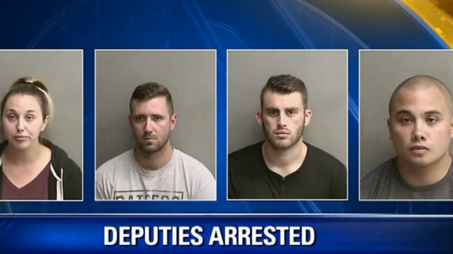 Four Deputies Arrested For Allowing Inmates To Throw Urine & Feces At Other Inmates