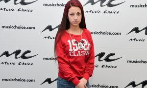 """""""Cash Me Outside Girl"""" Danielle Bregoli Lands A Record Deal With Atlantic Records"""