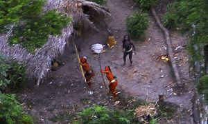 Gold Miners Looking For Gold Allegedly Kills Uncontacted Tribe In Brazil