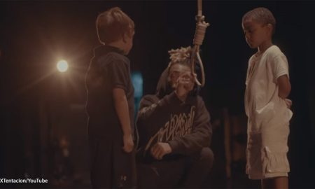 """Rapper XXXTentacion Shows White Child Being Lynced In New Music Video """" Look At Me"""""""