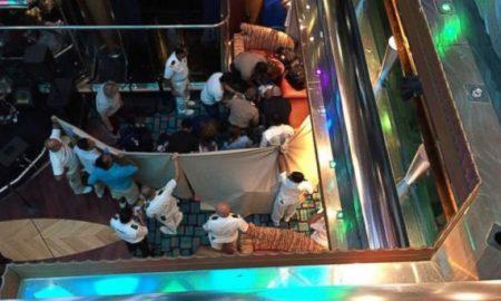cruise ship death