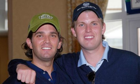 "Donald Trumps Sons Eric and Donald Jr. Plan On Opening ""Plantation-Style"" Luxury Hotels In Very Poor Areas"