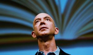 Amazon CEO Jeff Bezos Is Worth $100 Billion After Black Friday Rally