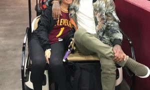 Derrick Rose & Girlfriend Alaina Anderson Are Expecting A Baby Really Soon