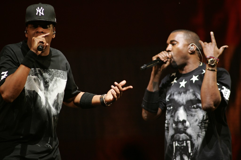 Video: Jay-Z & Kanye End Their Beef, Jigga  Brings Kanye Out On Stage During His 4:44 Tour