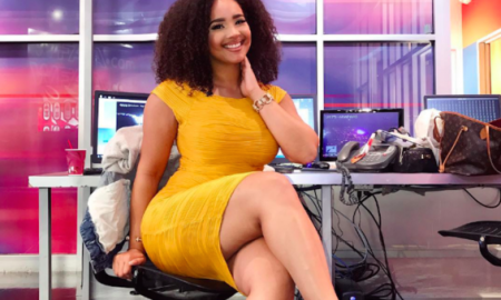 White Lady Boycotts News Station Because The New Black Reporter Is Gorgeous and Shaped Incredibly Sexy