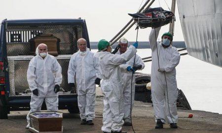 26 Bodies Of Teenaged Girls Found Floating In The Mediterranean Sea