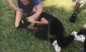 White Students Violently Attacked A 14-Year Old Muslim Girl & Viciously Beat Her