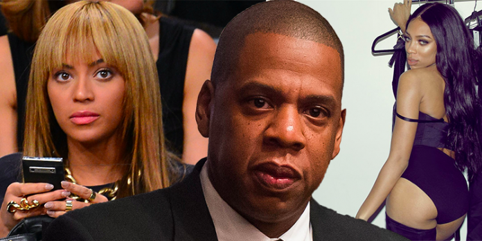 Lil Mama Posts Inappropriate Picture For Jay-Z's Birthday Pissing Off His Fans & Beyonce