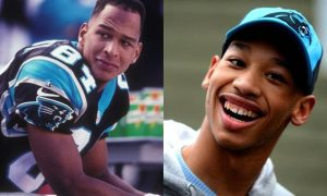 Former Carolina Panthers wide receiver Rae Carruth Killed His Son's Mother & Now Seeking Custody Of His Disabled Adult Son