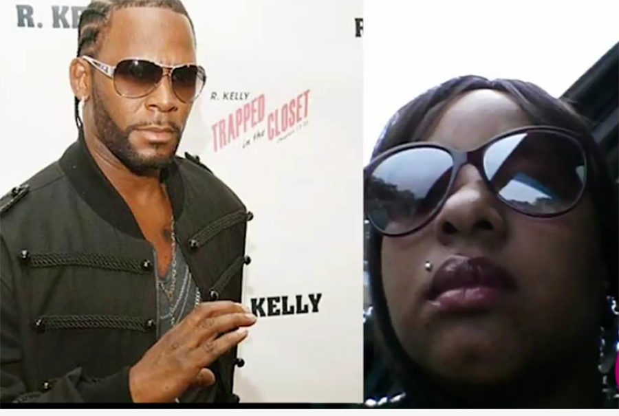 Homeless Woman Claims She She Got Oral Chlamydia From R. Kelly After He Forced Her To Perform Oral Sex &