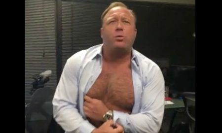 Infowars' Loud Mouth Alex Jones Accused Of Sexual Harassment, Racism & Anti-Antisemitism