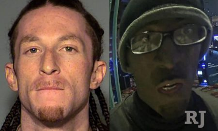 White Man Dresses In Black Face & Robs Las Vegas Casino, His Friends Turned Him In