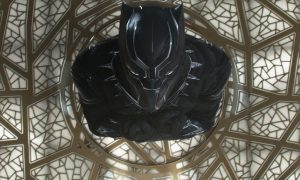 """""""Black Panther Has Become The Top Grossing Superhero Film Of All Time In The United States"""