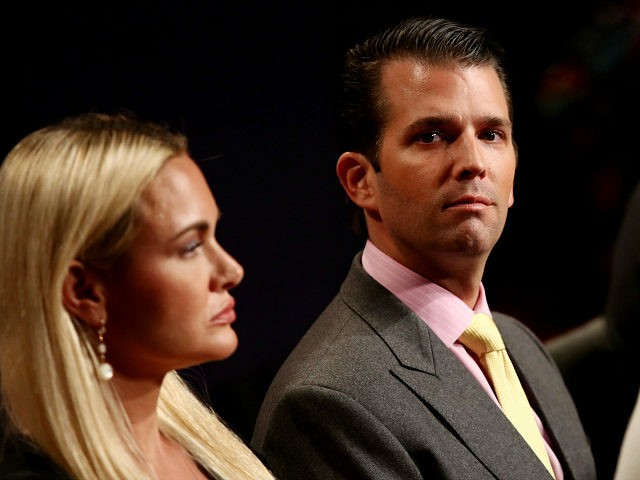 Seems Like Everyone Is Jumping Ship, Donald Trump Jr's Wife Vanessa Trump Files For Divorce