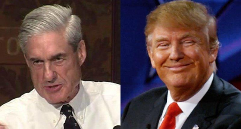 Former Whitewater Prosecutor Robert Mueller Has Obtained Trump's Tax Returns