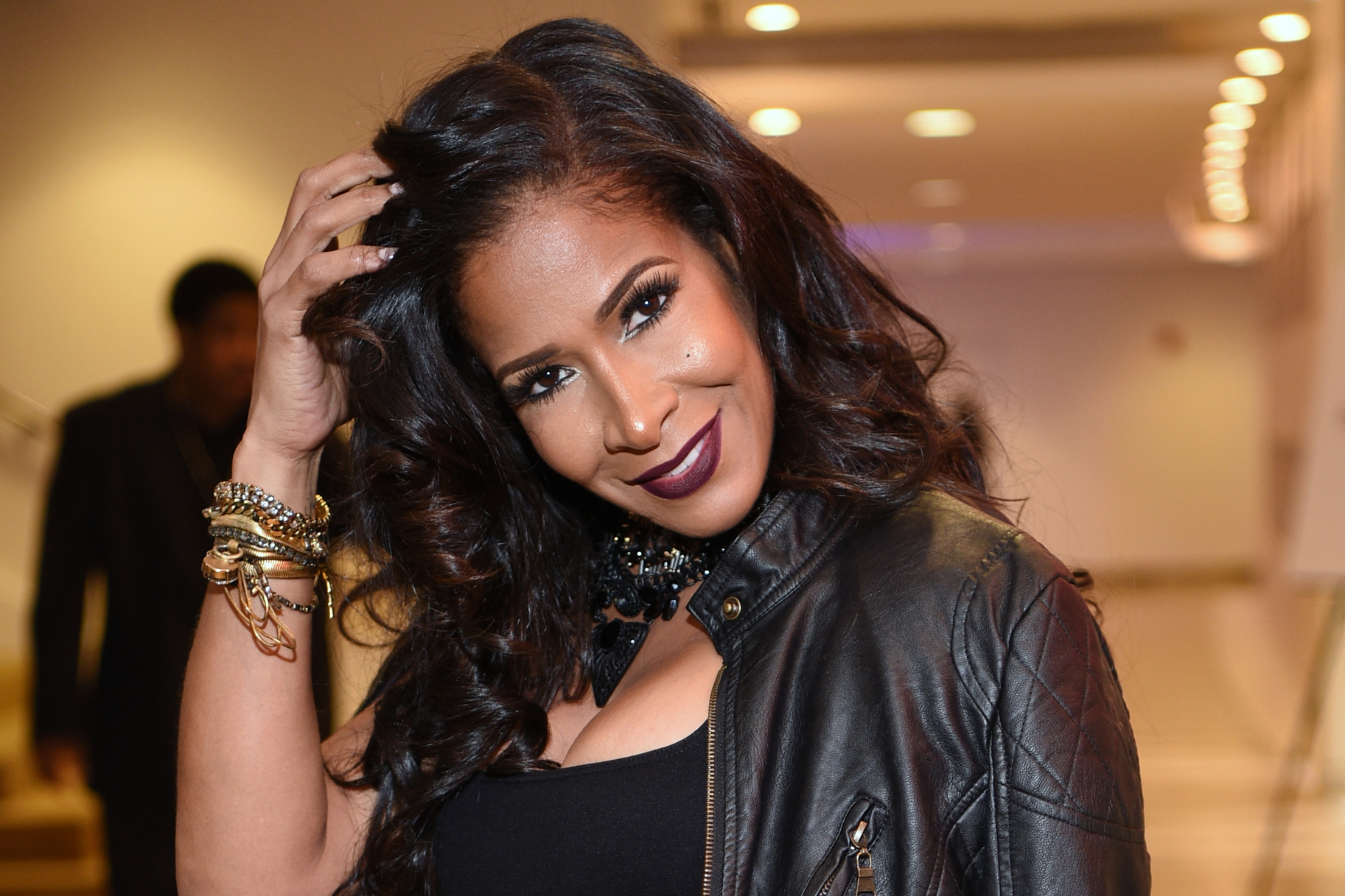 Sheree Whitfield Has Been Fired From RHOA Allegedly Because Her Prison Bae Could Not Be Filmed, No Story line!