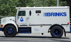Money Falls Out The Back Of Brinks Truck In Indiana, Police Are Asking The Public To Return The Cash